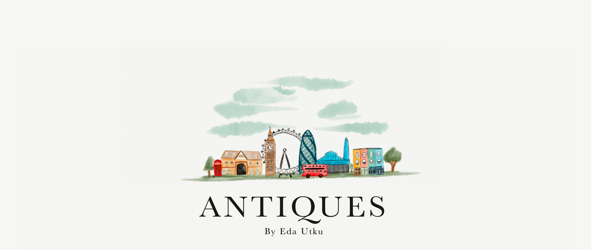 Antique Sandart By Eda
