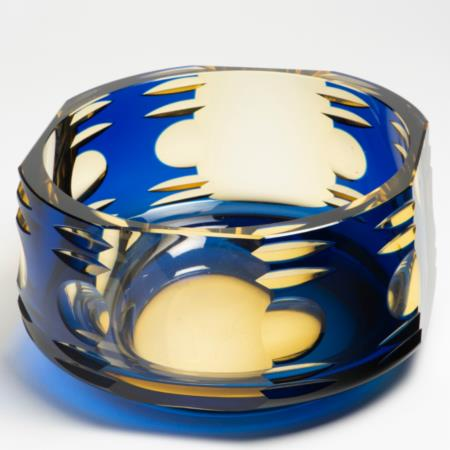 1960s Glass Bowl
